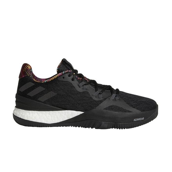Chaussures basketball crazy light boost 2018 noir Adidas
