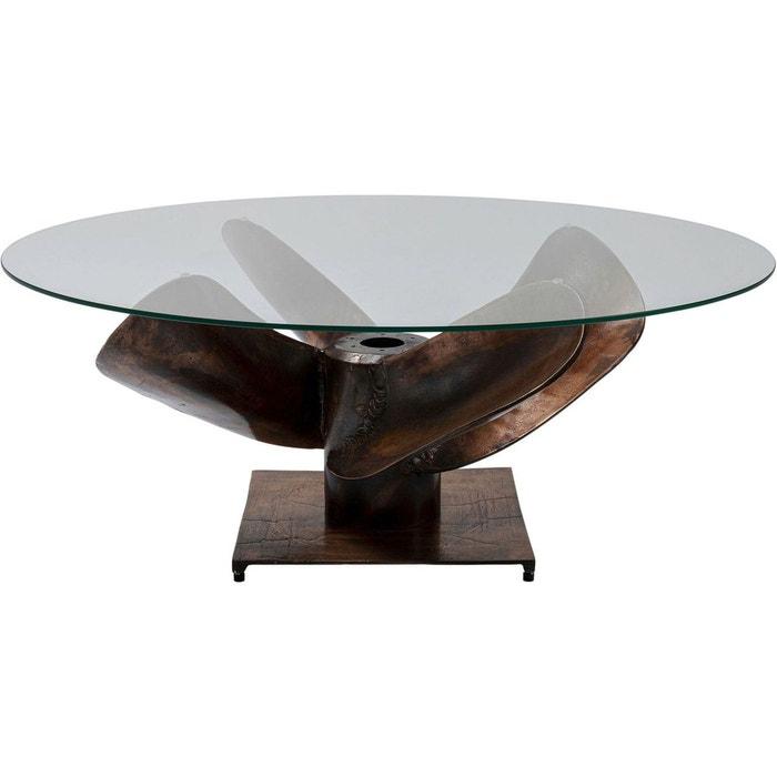 Table basse hélice Kare Design