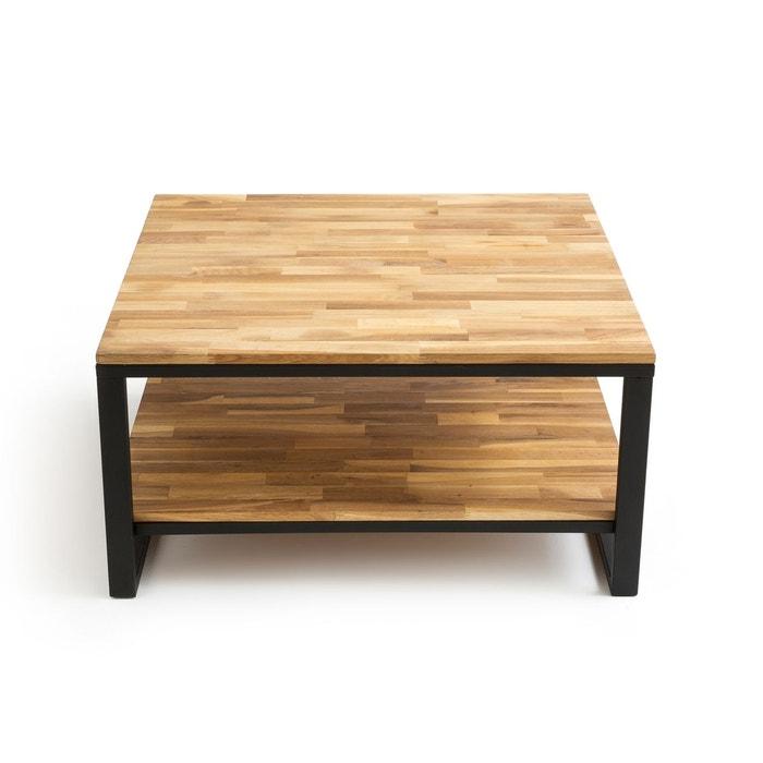 Table Table carréedouble plateau chêneHIBA Table basse basse carréedouble carréedouble chêneHIBA plateau plateau basse shroQBxtdC