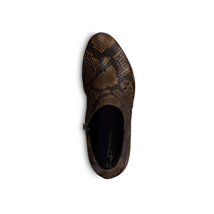 Hohe boots lycoris in schlangen optik schlange Tamaris   La