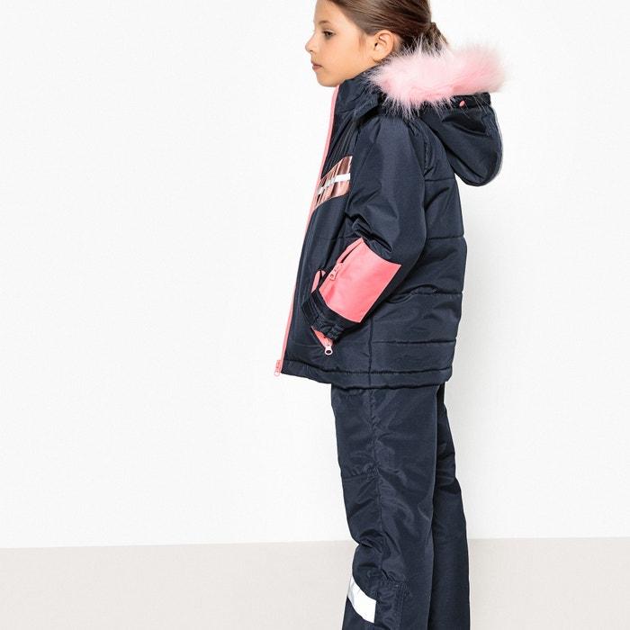 La Redoute Collections Big Girls Hooded Ski Jacket 3-16 Years