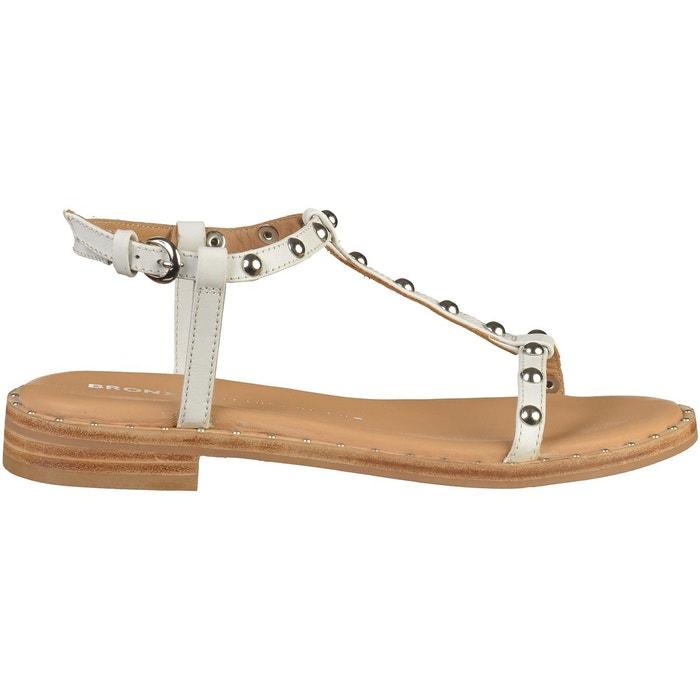 Sandales femme en solde BRONX | La Redoute