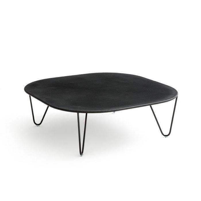 La Table Basse De Jardin Wallace Noir Am Pm La Redoute