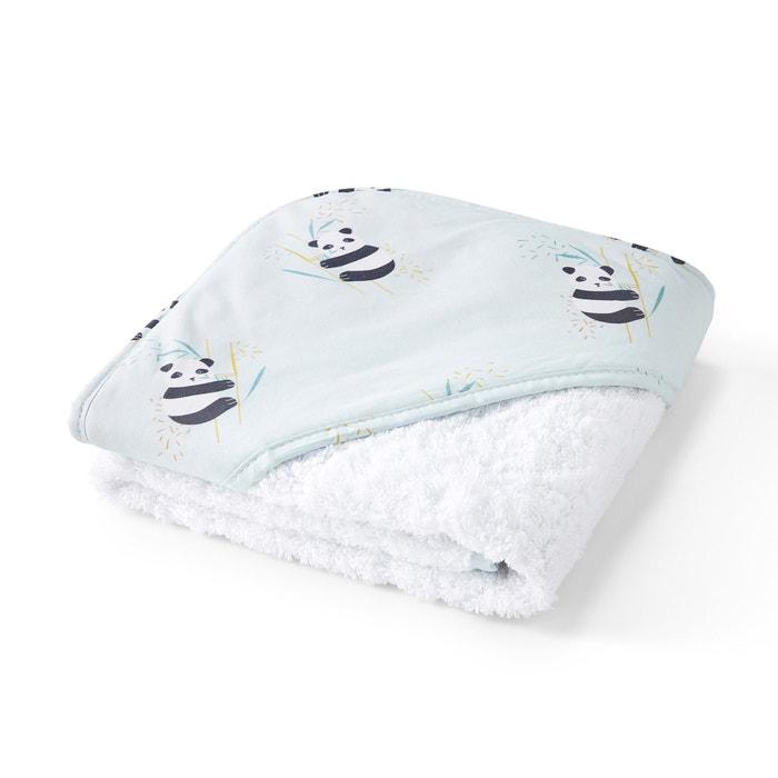 Prime Victor Baby Bath Cape With Terry Sponge Hood Creativecarmelina Interior Chair Design Creativecarmelinacom