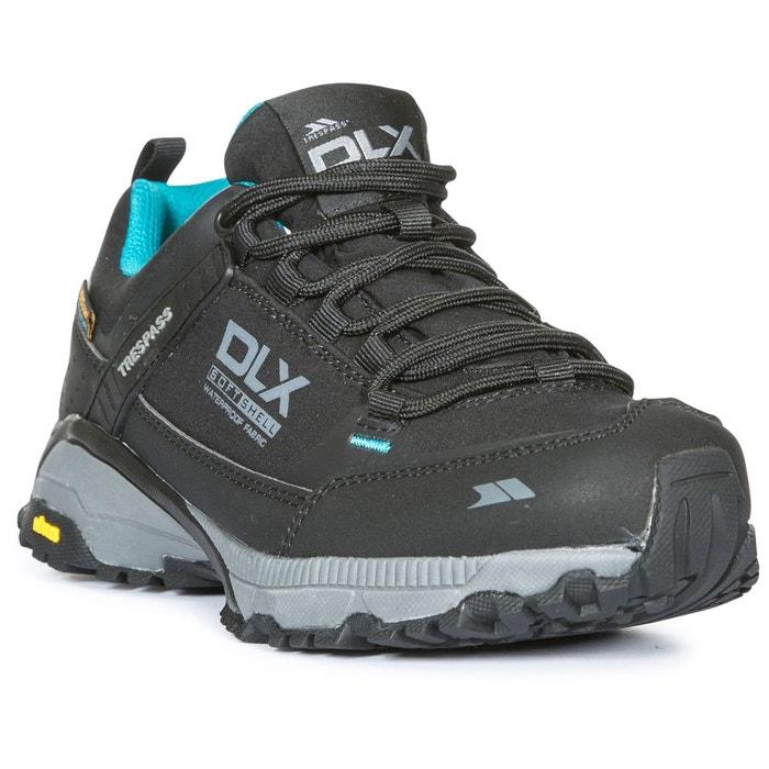 Messal dlx chaussures de randonnée marche femme noir