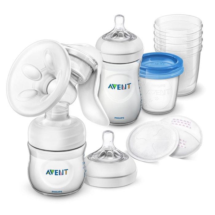 Pack d'allaitement manuel scd221/00 blanc Philips Avent | La Redoute