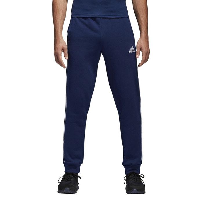 Jogging molleton core bleu marine Adidas Performance | La