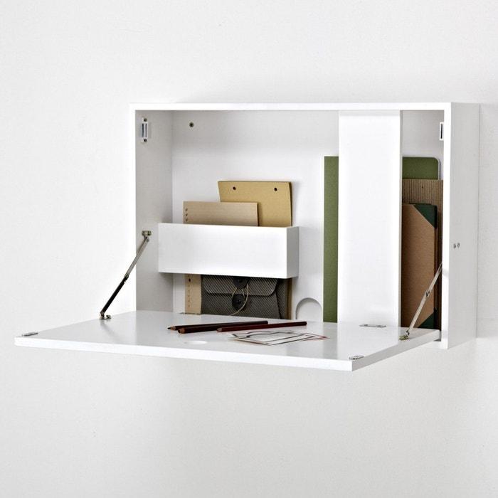 Bureau et étagère suspendus Jimi La Redoute Interieurs