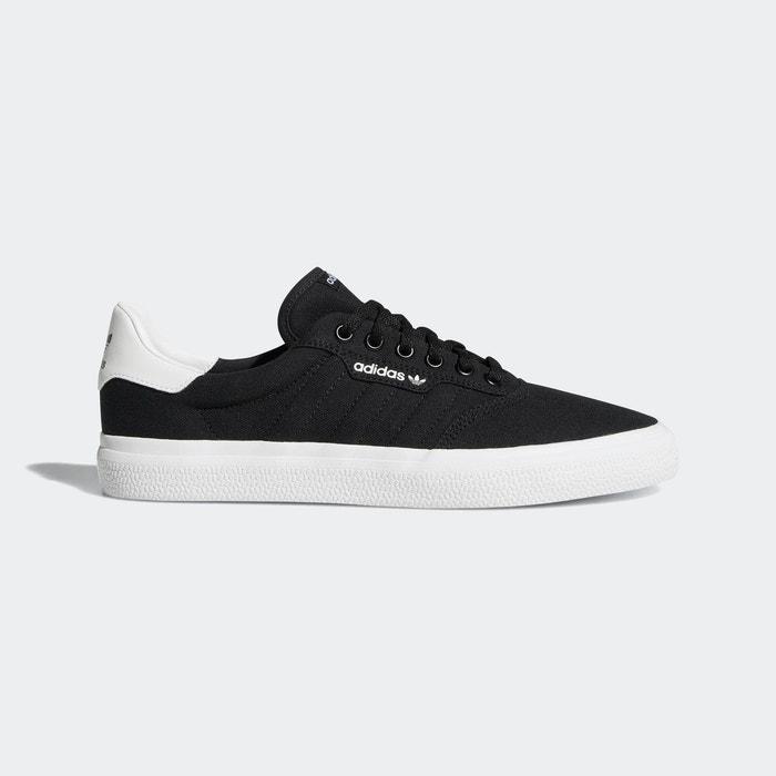 Baskets 3mc vulc noir Adidas Originals | La Redoute