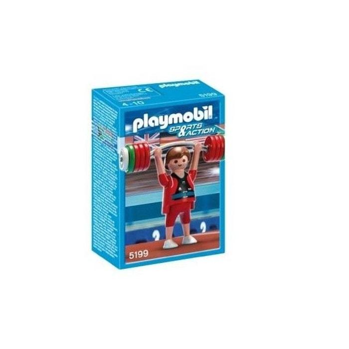 Playmobil 5199 playmobil altérophile