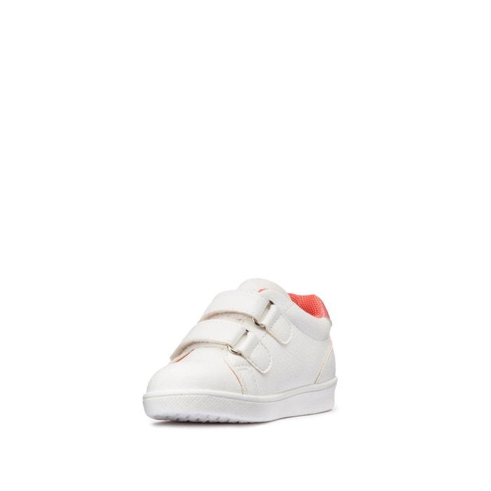 Sneakers mit Klettverschluss, Ferse in Lackoptik, 19 25