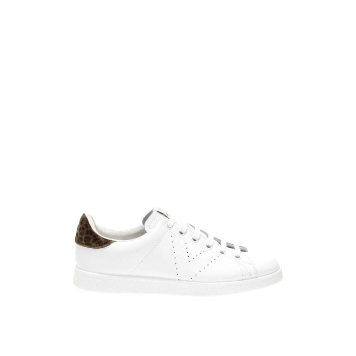 Baskets leopardo blanc Victoria | La Redoute
