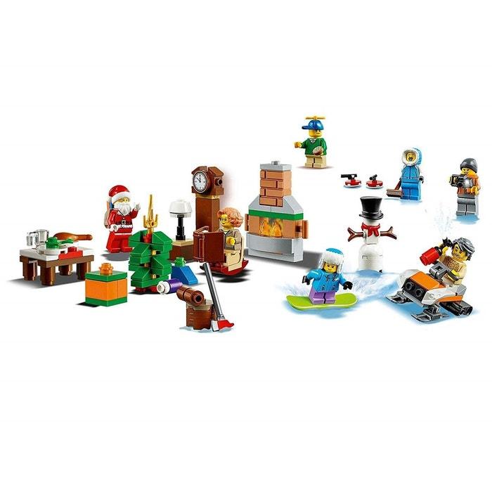 Calendrier Avent Lego City.City Le Calendrier De L Avent Lego La Redoute