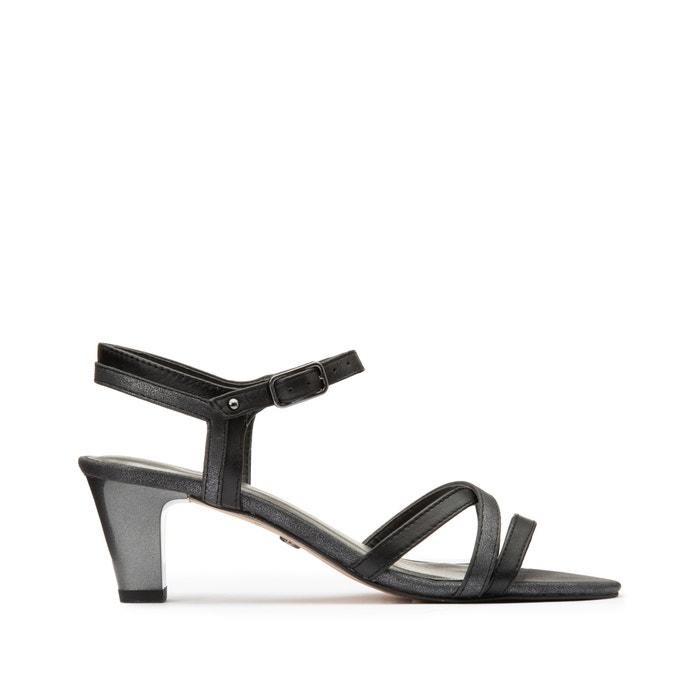 Sandalen met hak aurea Tamaris | La Redoute