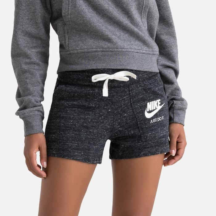 Calções gym vintage sportswear preto Nike | La Redoute