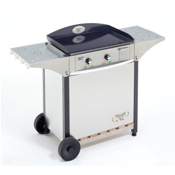Barbecue inox professionnel | La Redoute