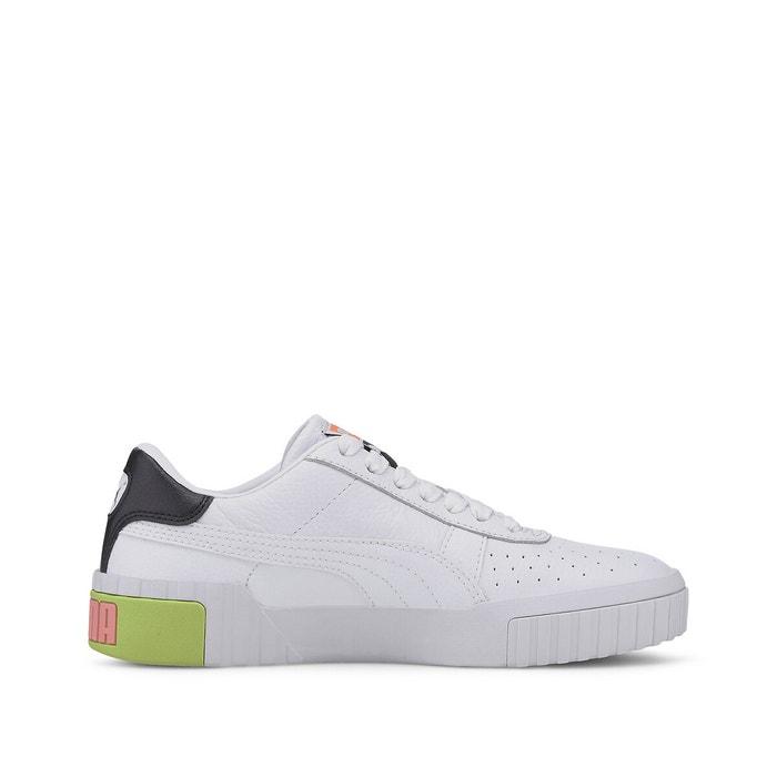 Cali leather trainers white Puma | La