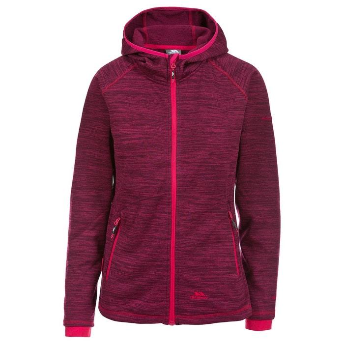 Riverstone veste polaire sport femme rouge Trespass | La