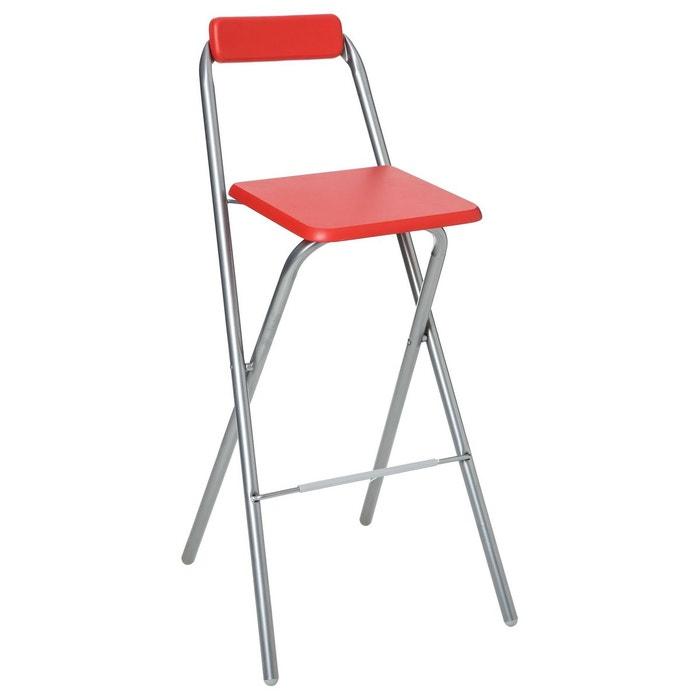 Chaise de bar pliante Louna