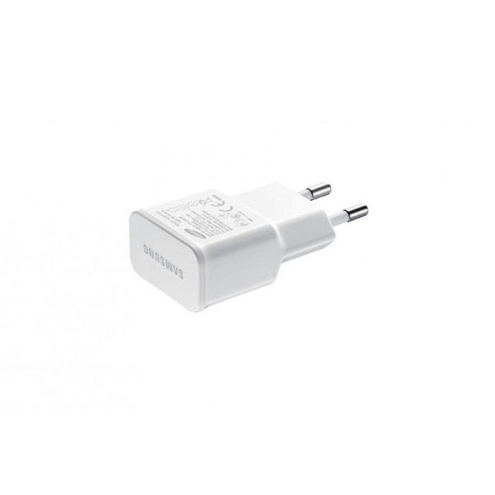 Adaptateur Chargeur BLANC Charge Rapide AFC PLUG 2A