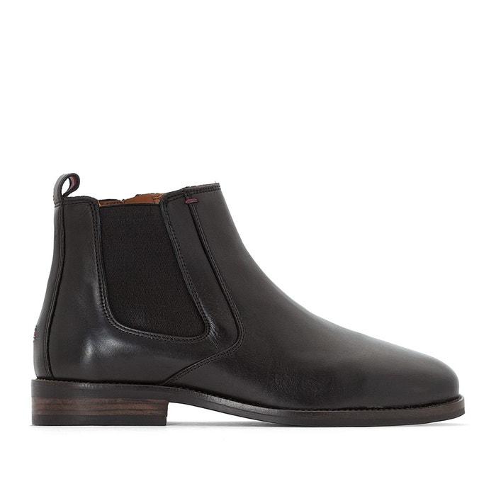 Boots cuir chelsea Daytona