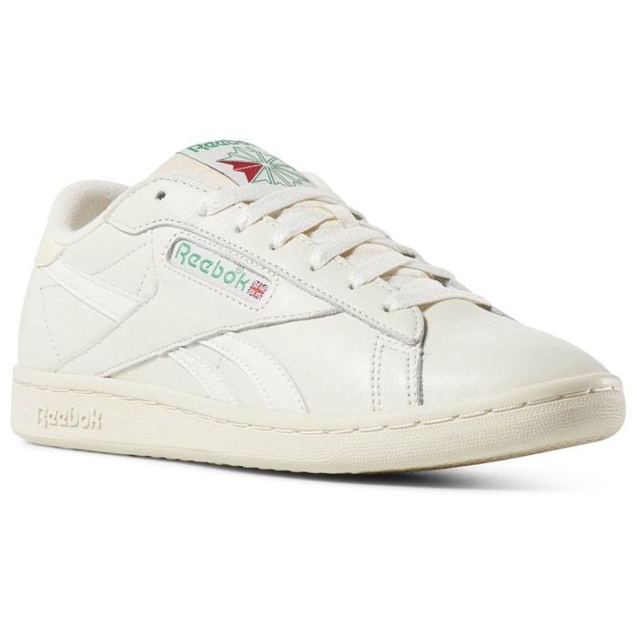 Baskets npc uk vintage blanc Reebok Classics | La Redoute