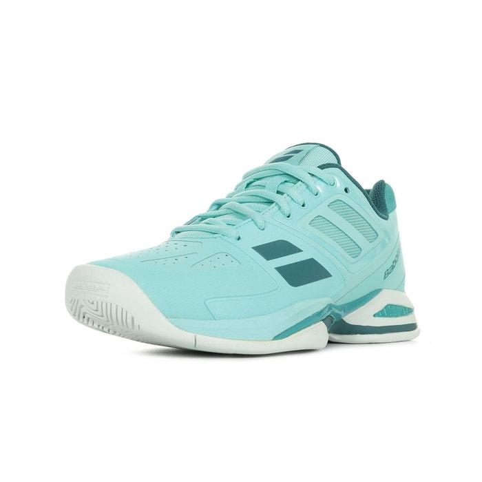 Chaussures de tennis propulse team ac wn's bleu clair