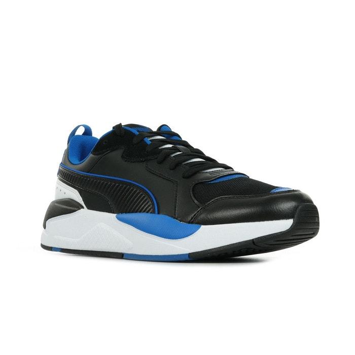 Baskets x ray game noir bleu blanc Puma   La Redoute
