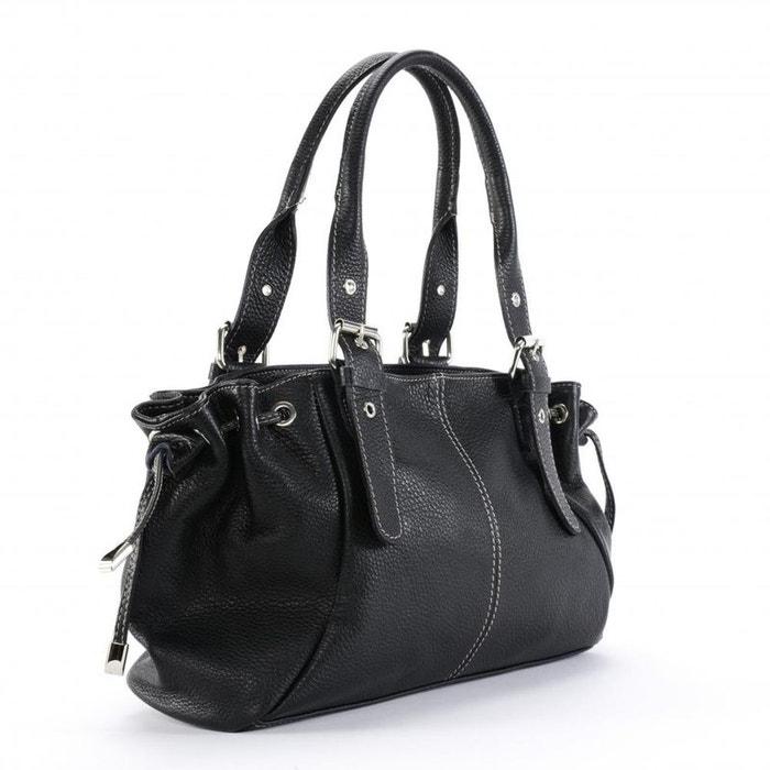 Sac à main cuir italien princesse Oh My Bag   La Redoute