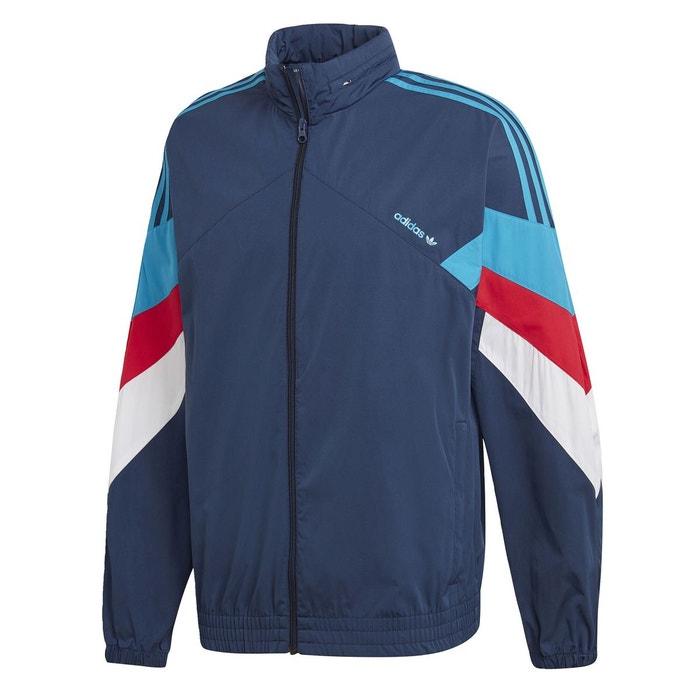Coupe vent palmeston bleu Adidas Originals | La Redoute