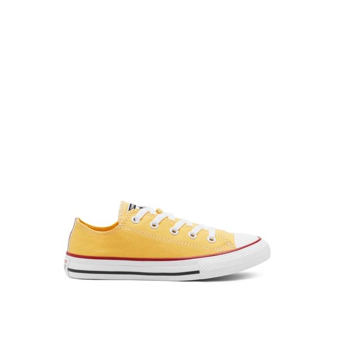 converse 27 jaune