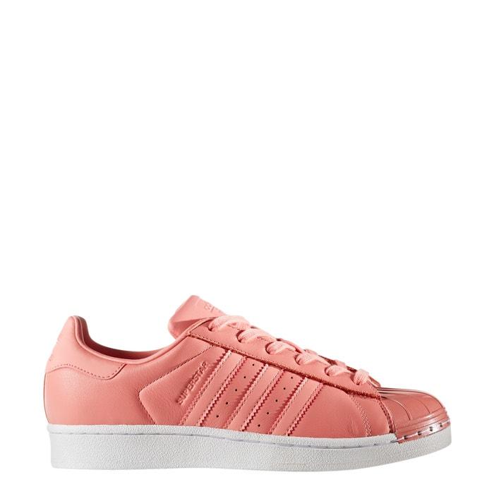 Sapatilhas superstar metal rosa Adidas Originals | La Redoute