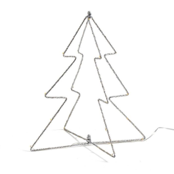 Albero Di Natale 3d.Albero Di Natale 3d Luminoso Caspar La Redoute Interieurs La Redoute