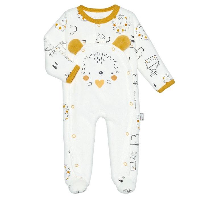 Taille 62 cm Pyjama b/éb/é velours Mini Cute 3 mois