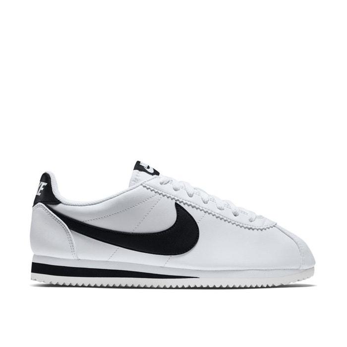 separation shoes amazon best sneakers Baskets classic cortez blanc Nike | La Redoute