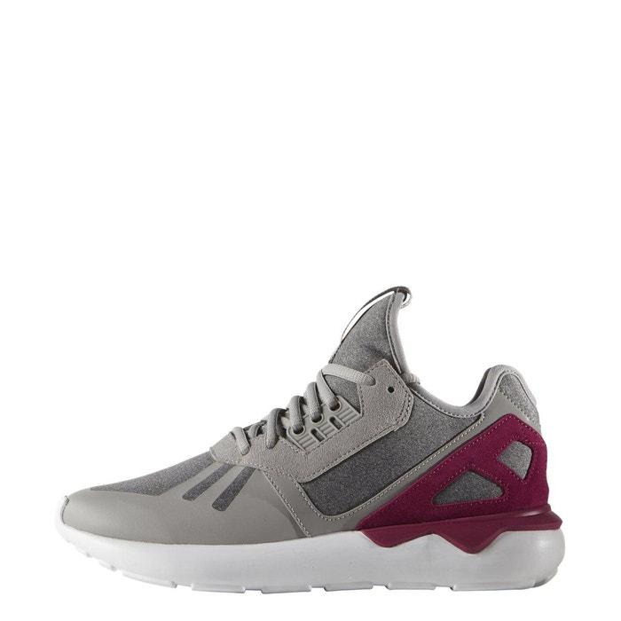 Chaussures Adidas Tubular Runner W Blanc Achat Vente