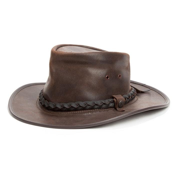 beaucoup de choix de Excellente qualité grande remise pour Chapeau cuir australien