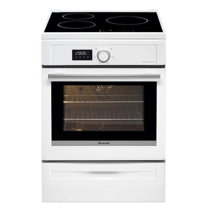 design de qualité 600ca b19e4 Cuisinière induction BCI6641W