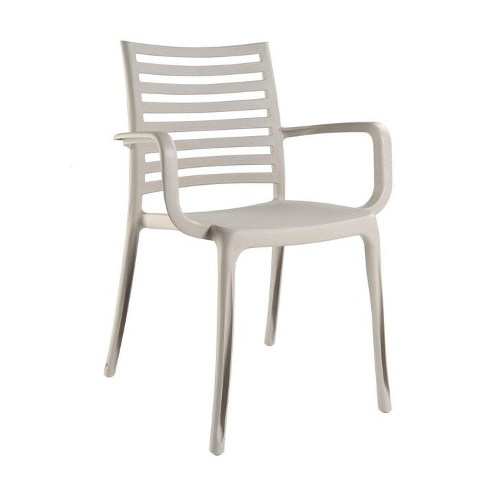 Lot de 4 fauteuils Sunday design