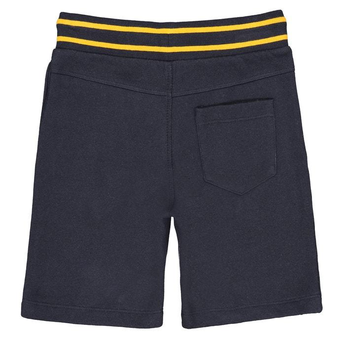 3-12 Years La Redoute Collections Big Boys Ny Fleece Bermuda Shorts
