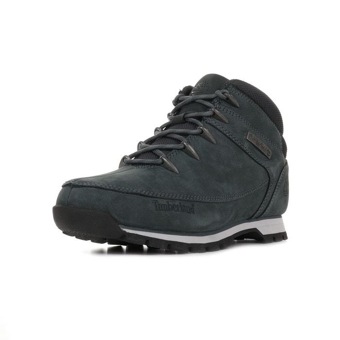 Boots euro sprint hiker bleu marine Timberland | La Redoute