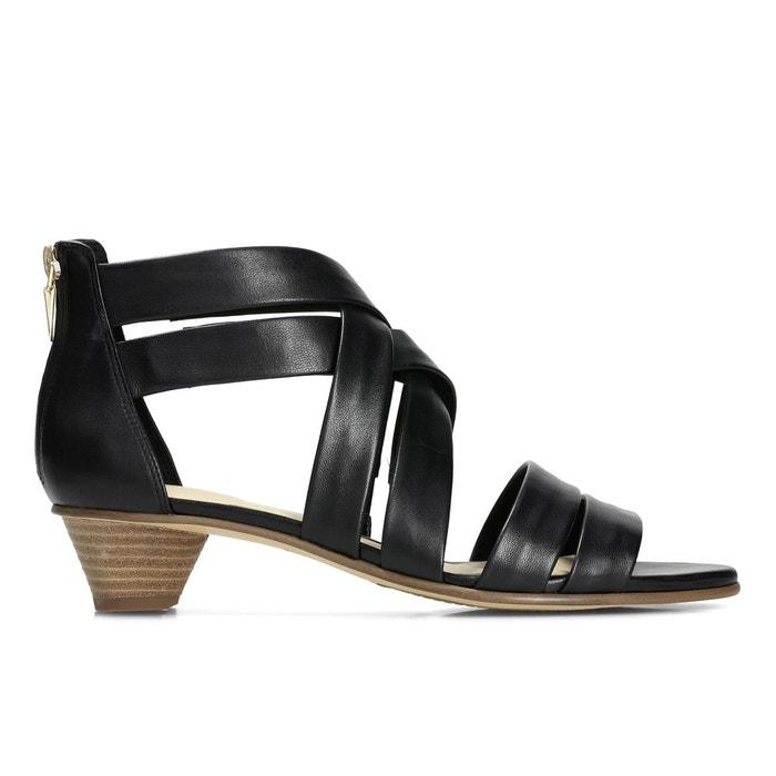 Sandales cuir Mena Silk