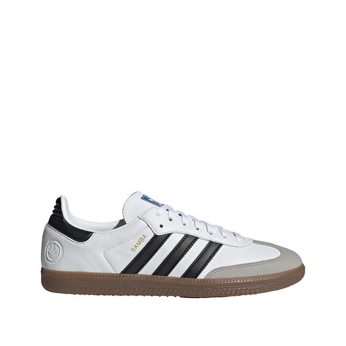 Samba vegan trainers , white, Adidas