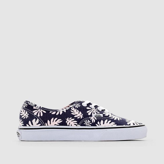 vans chaussure femme fleur