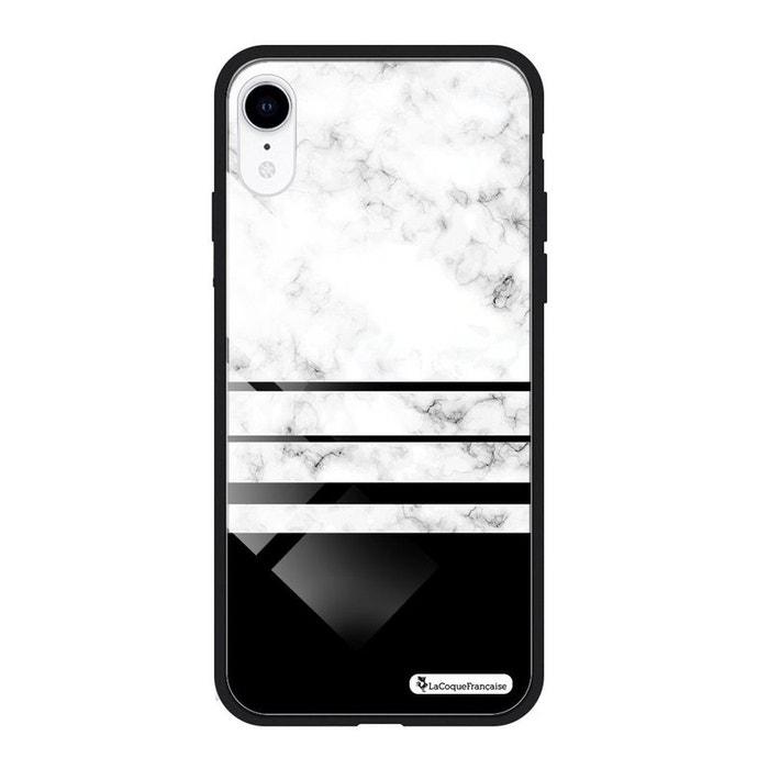 coque iphone xr marbre bumper