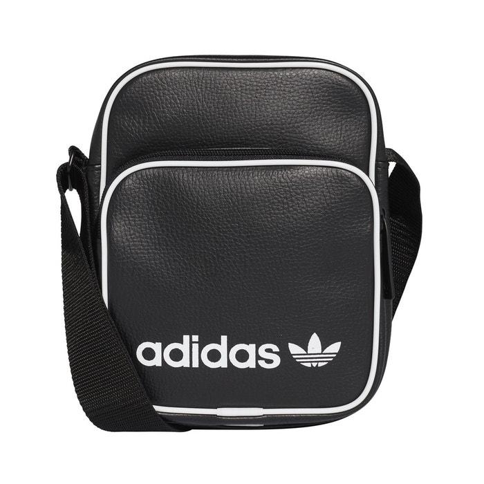 Sac besace bandoulière mini bag vint noir Adidas Originals