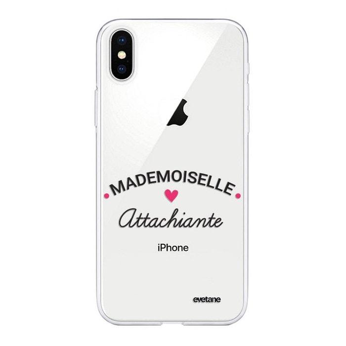 coque iphone xs max 2 face