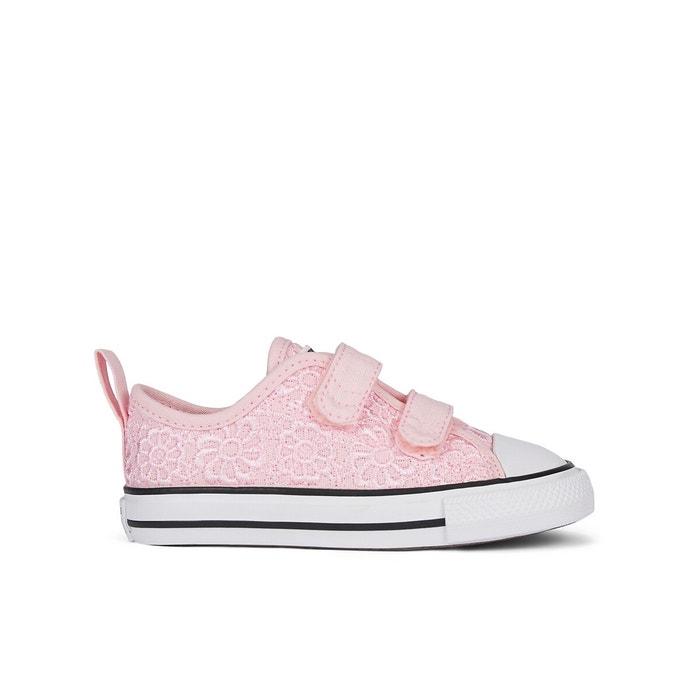 Simplificar consultor Regularmente  Kids chuck taylor all star 2v trainers , pink, Converse   La Redoute