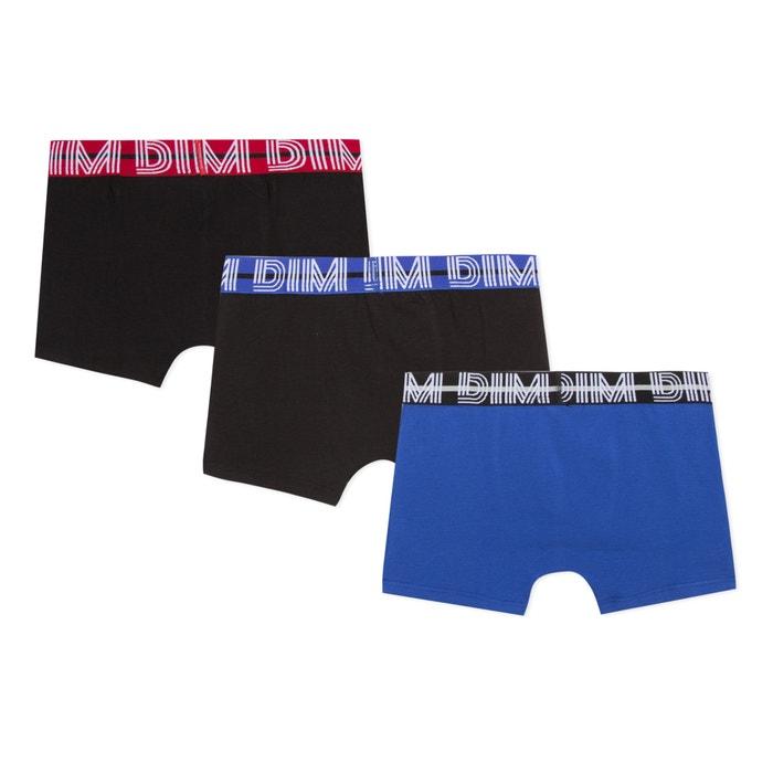 Boxer da Bambino in Cotone Organico Biancheria Intima da 5 a 13 Anni Confezione da 6 e 12 Pezzi