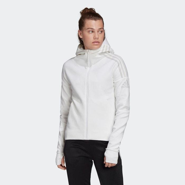 Gilet Adidas performance Z.N.E Fast Release blanc
